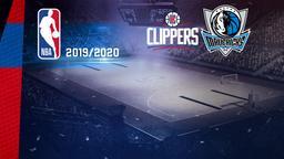 LA Clippers - Dallas. Playoff. Gara 1