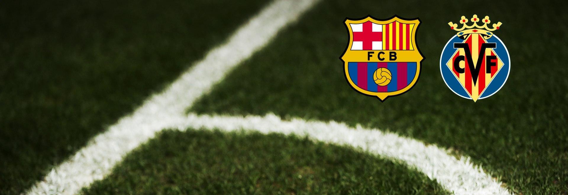 Barcelona - Villarreal. 3a g.