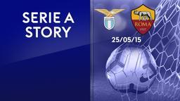 Lazio - Roma 25/05/15. 37a g.