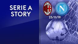 Milan - Napoli 23/11/19. 13a g
