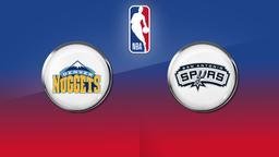 Denver - San Antonio. Playoff. Gara 7
