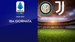 Inter - Juventus. 18a g.