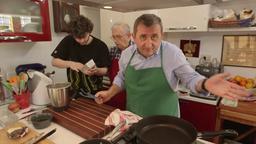 Spaghetti uovo e mortadella / Cramigna verza e pancetta