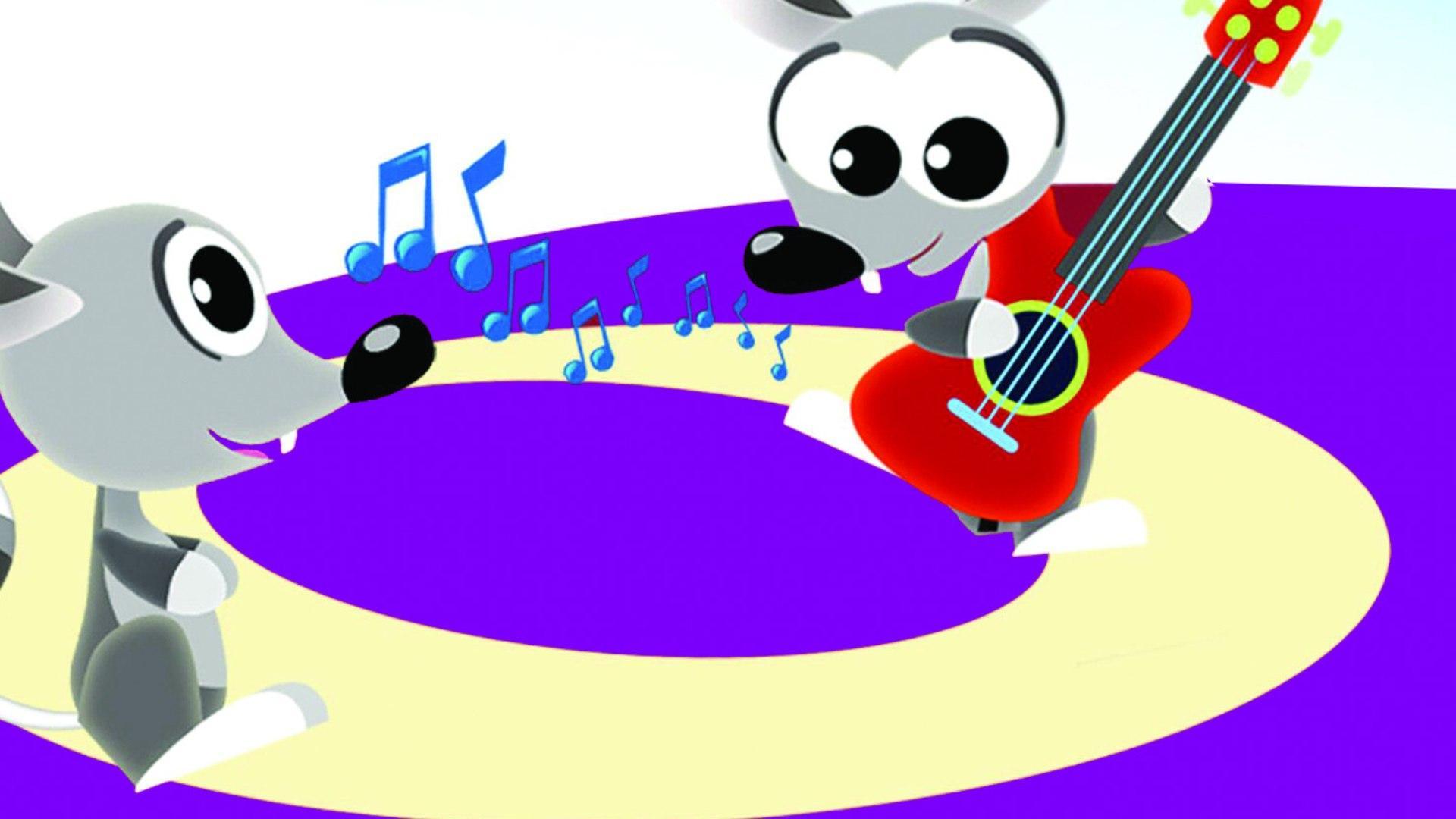BabyTV Gioca e impara con Canzoni e Rime