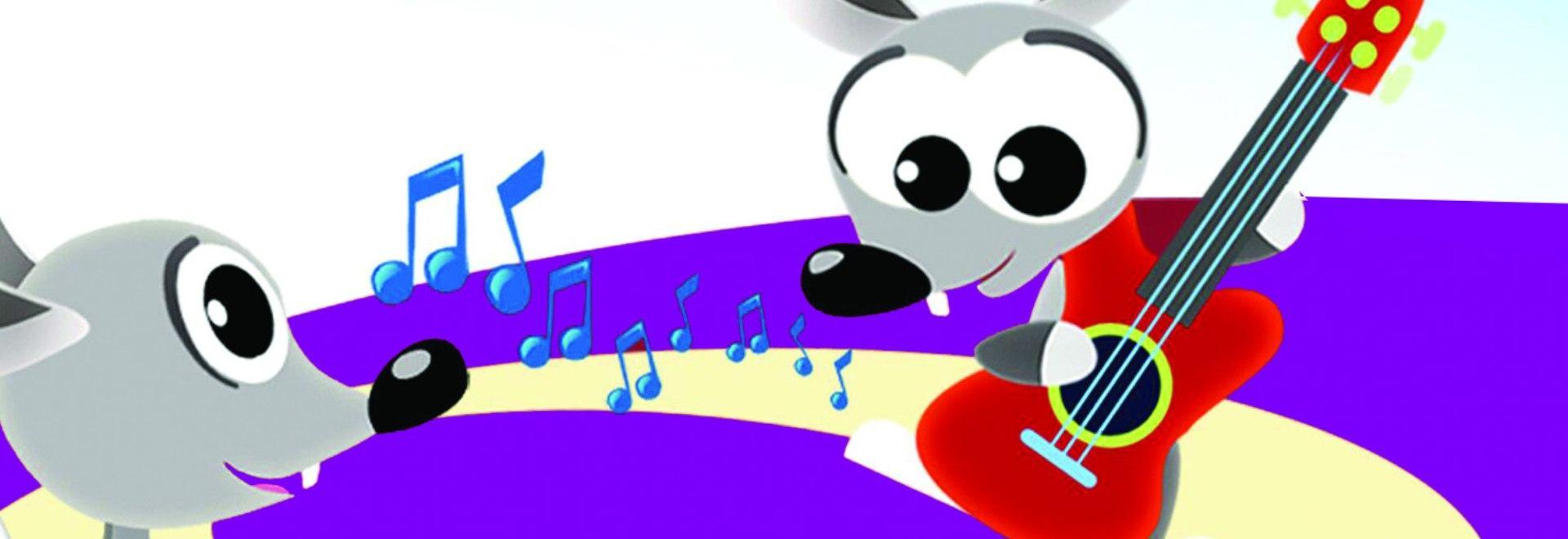 Gioca e impara con Canzoni e Rime