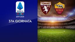 Torino - Roma. 37a g.