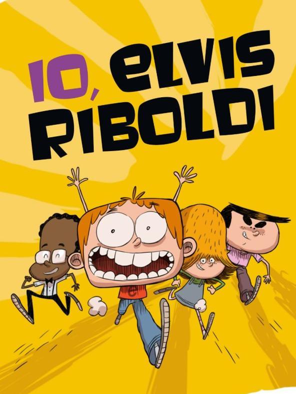 Io, Elvis Riboldi -