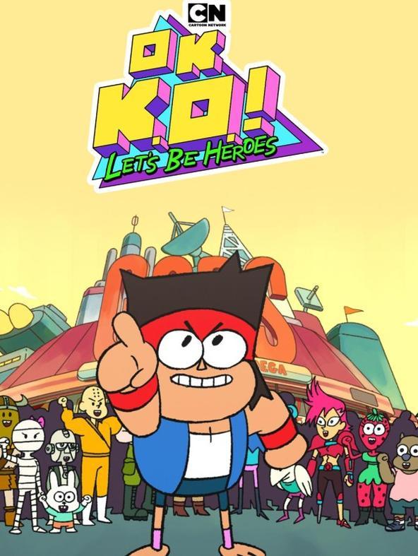 OK K.O.! - 1^TV