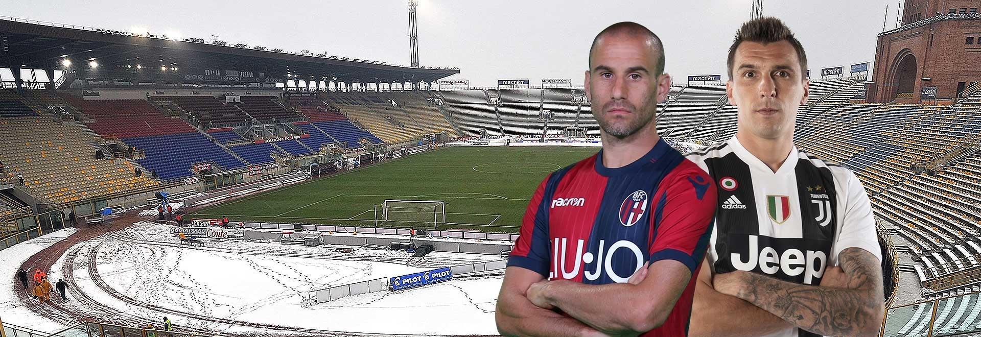 Bologna - Juventus. 25a g.