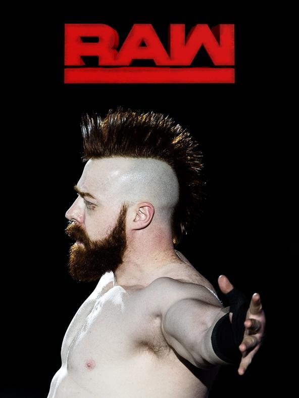 WWE Domestic Raw - Stag. 2019