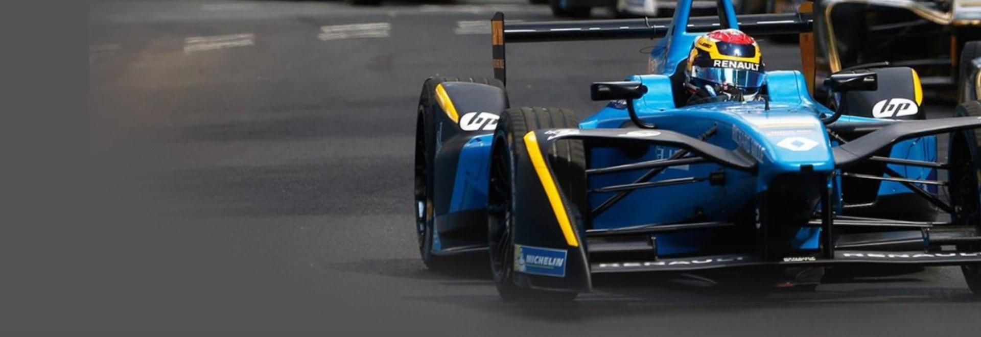 Formula E Top 100