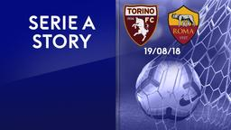 Torino - Roma 19/08/18. 1a g.