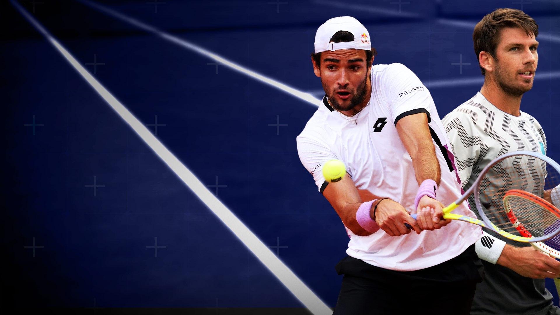 Sky Sport Tennis HD ATP 500 Londra - Queen's
