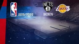 Brooklyn - LA Lakers