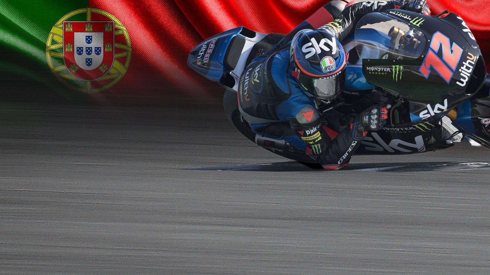 TV8 HD Moto2 Gara: GP Portogallo   (diretta)
