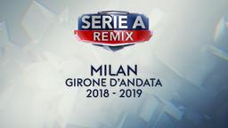 Milan Girone d'andata