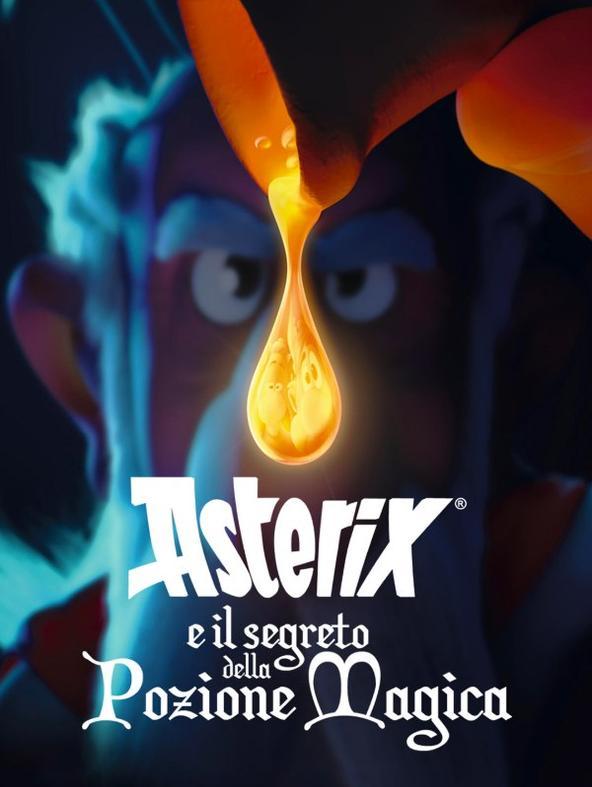 Asterix e il segreto...