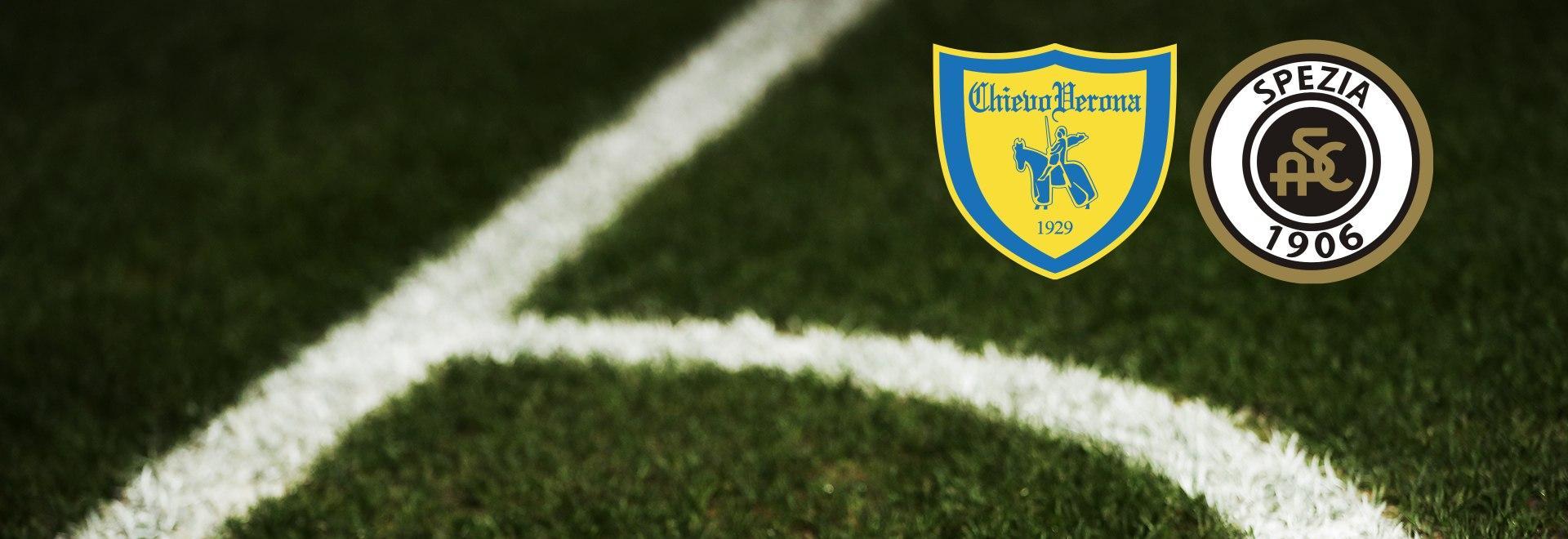 Chievo - Spezia. Playoff Semifinale