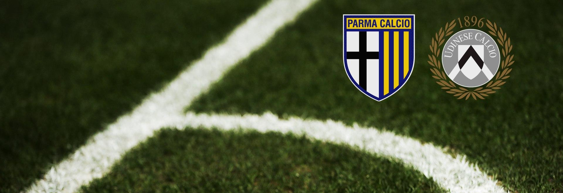 Parma - Udinese. 23a g.