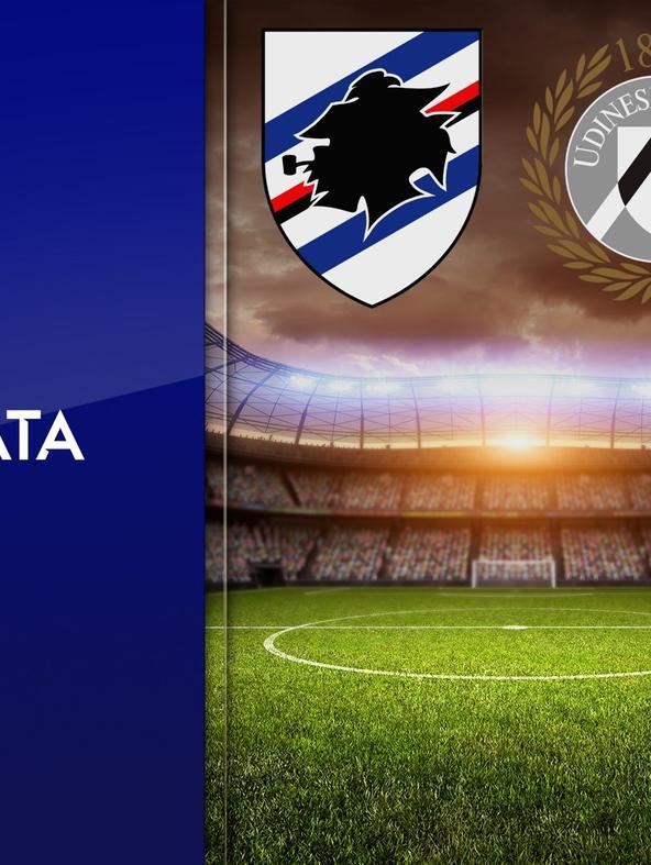 Sampdoria - Udinese    (diretta)