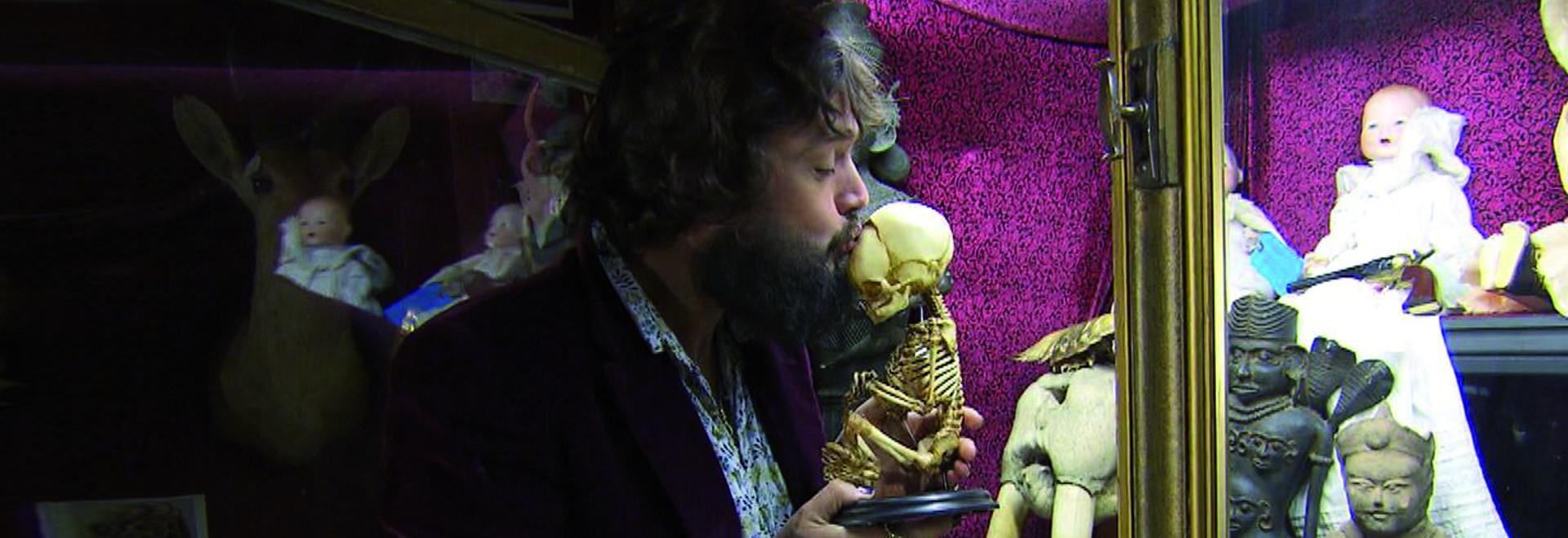 Il collezionista d'ossa