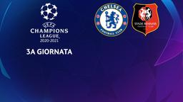 Chelsea - Rennes. 3a g.
