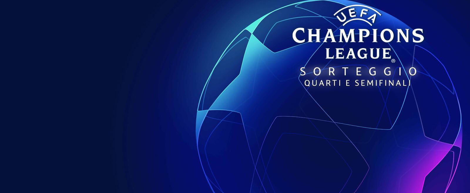 Sorteggio uefa champions league-'20