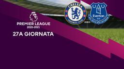 Chelsea - Everton. 27a g.