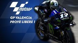 GP Valencia. PL1
