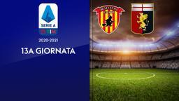 Benevento - Genoa. 13a g.