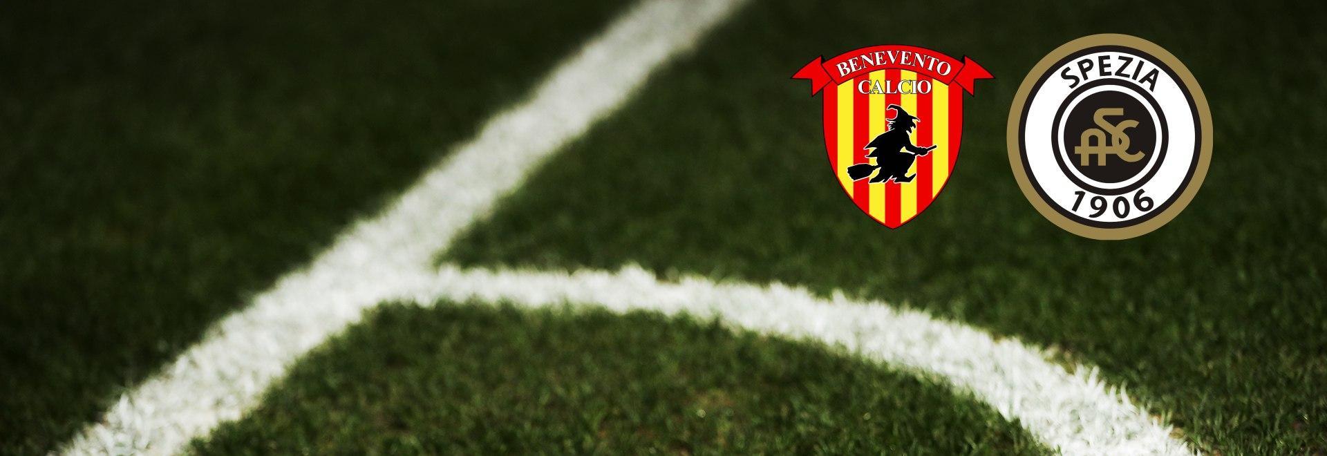 Benevento - Spezia. 26a g.