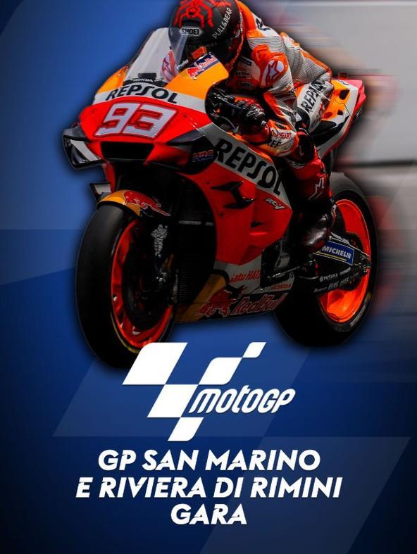 MotoGP Gara: GP S.Marino
