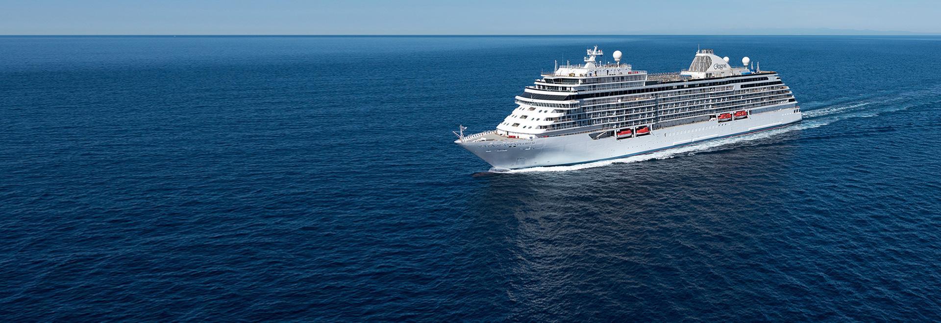 La nave più lussuosa al mondo
