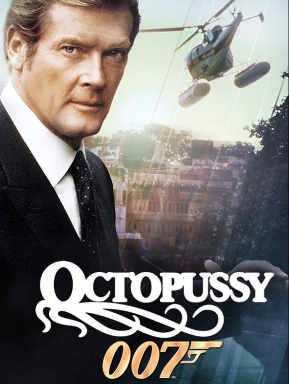 007 - Octopussy Operazione Piovra