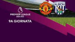 Manchester United - West Bromwich Albion. 9a g.