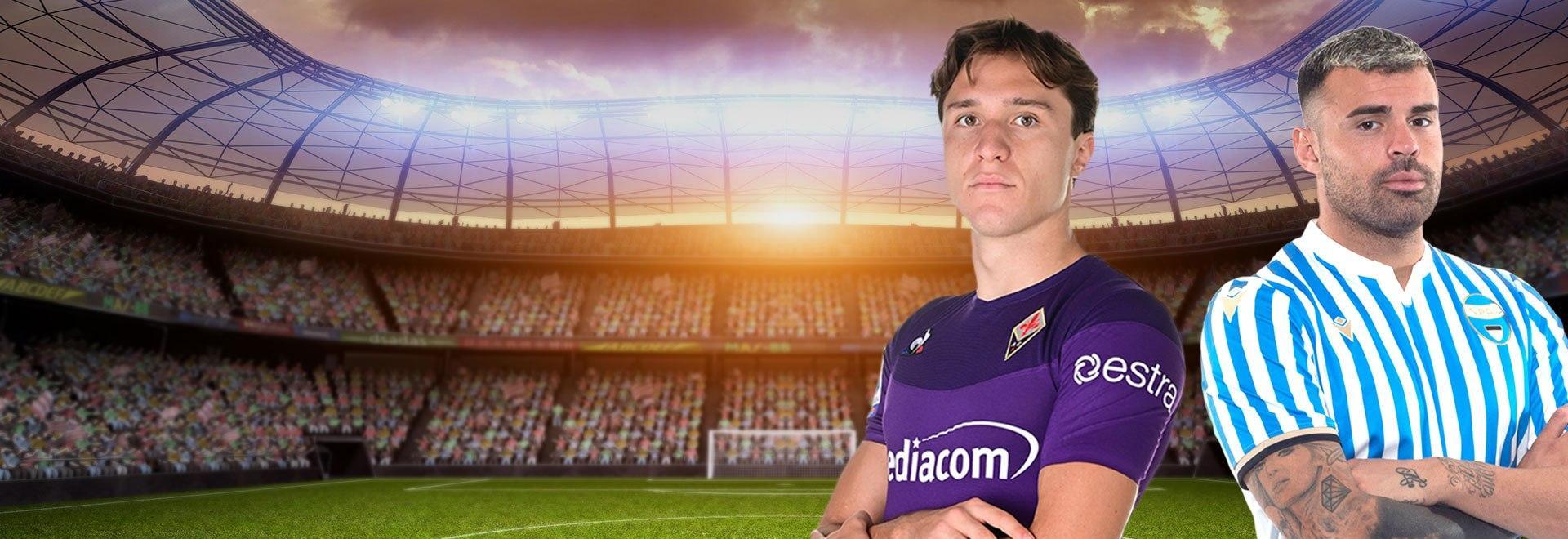 Fiorentina - Spal. 19a g.