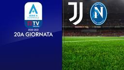 Juventus - Napoli. 20a g.