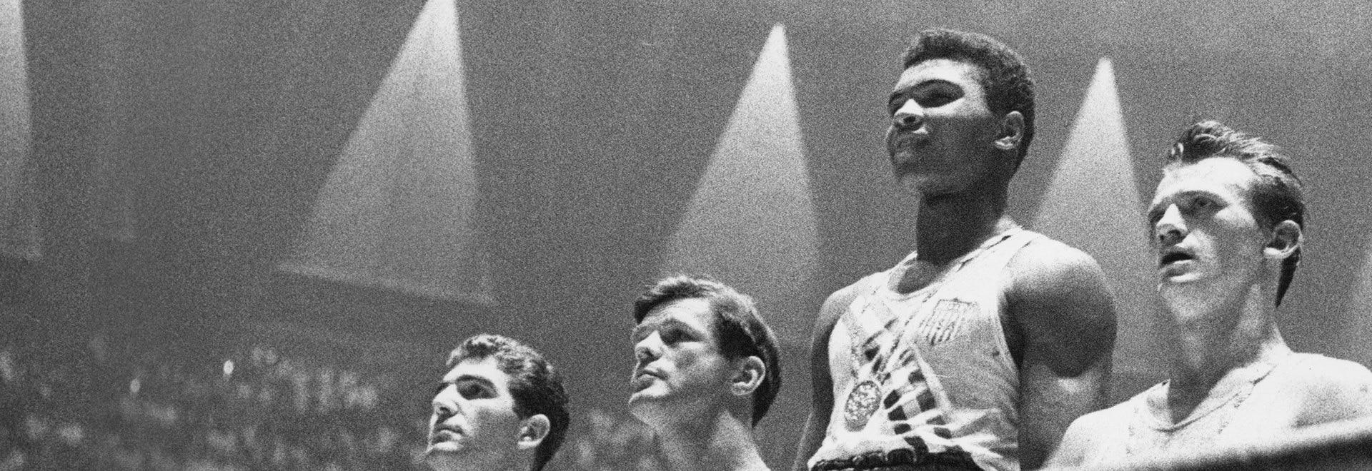 1960: la Roma di Cassius Clay