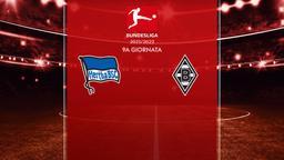 Hertha B. - Borussia Moenchengladbach