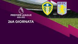 Leeds - Aston Villa. 26a g.