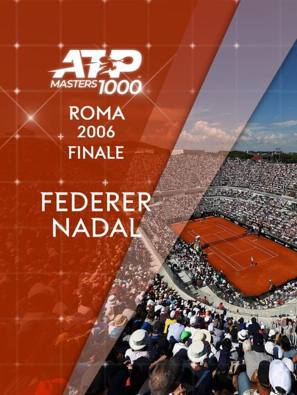 Tennis: ATP Roma 2006