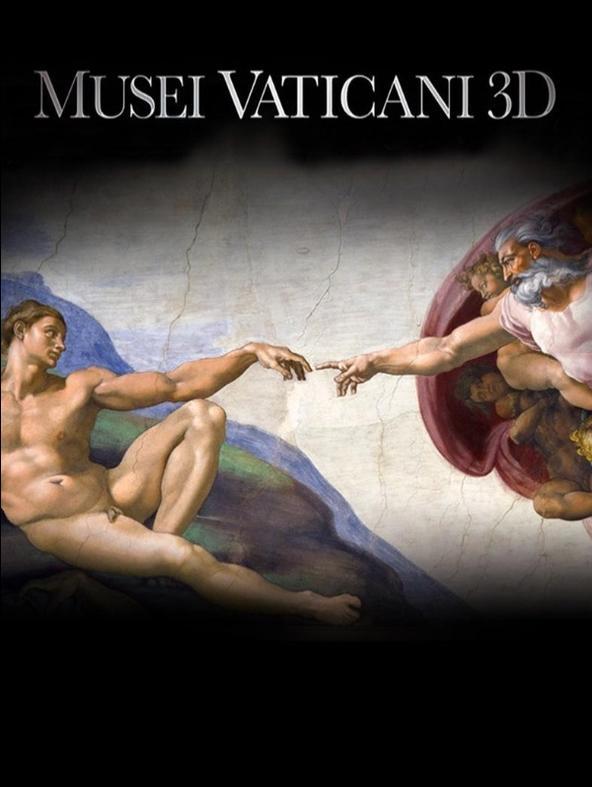 Musei Vaticani 3D - Tra cielo e terra