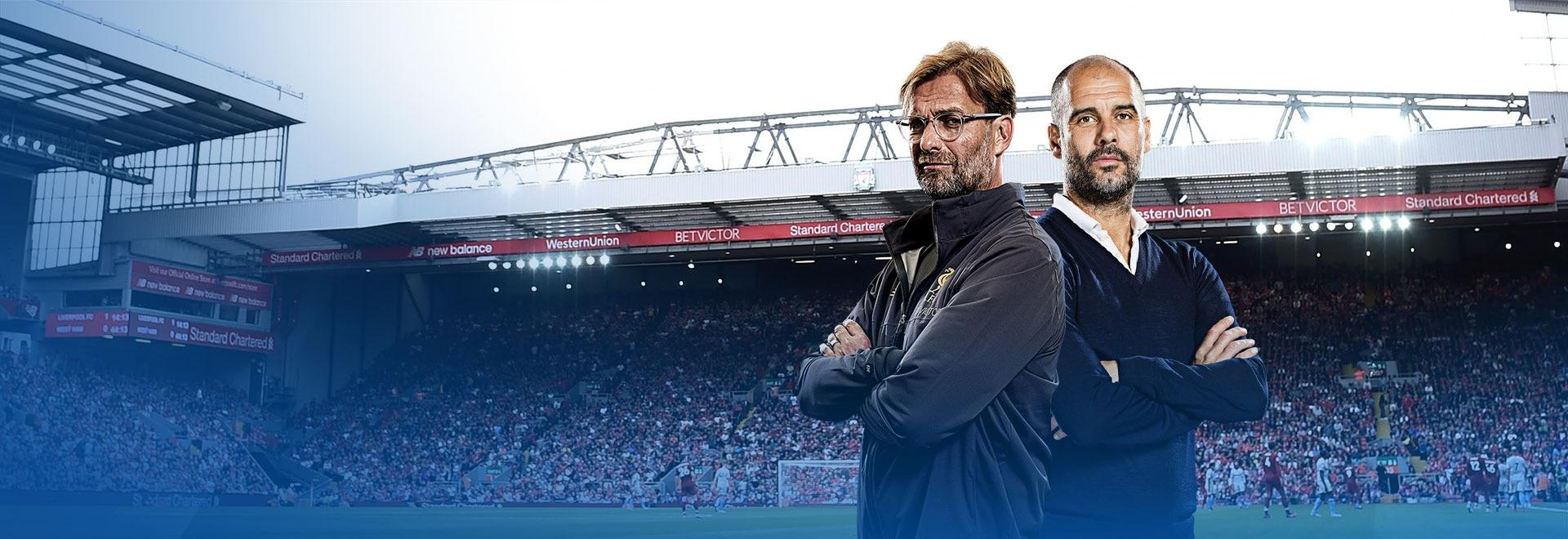 Liverpool - Man City. 8a g.