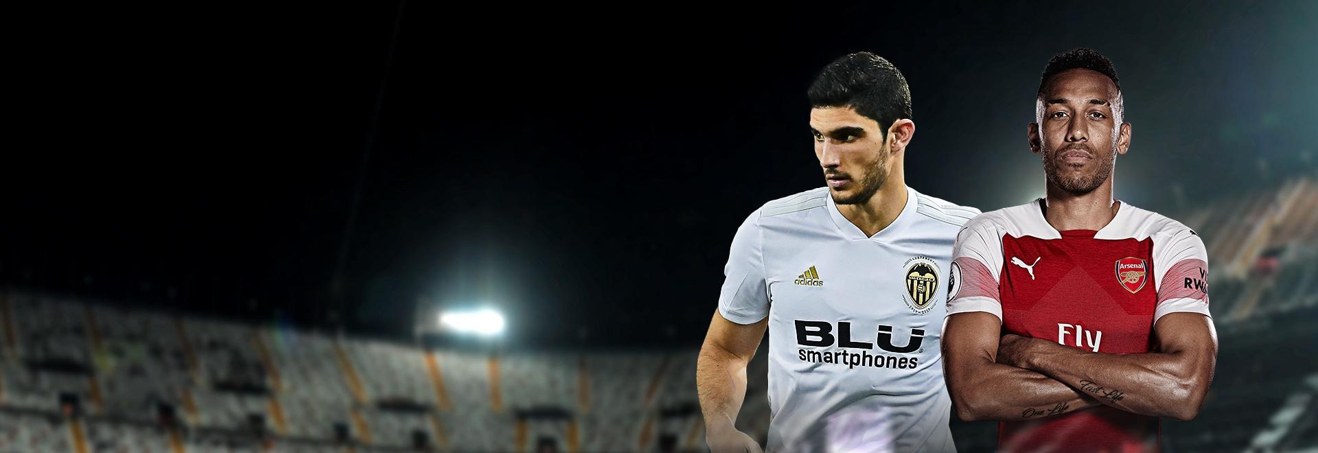 Valencia - Arsenal. Semifinali. Ritorno