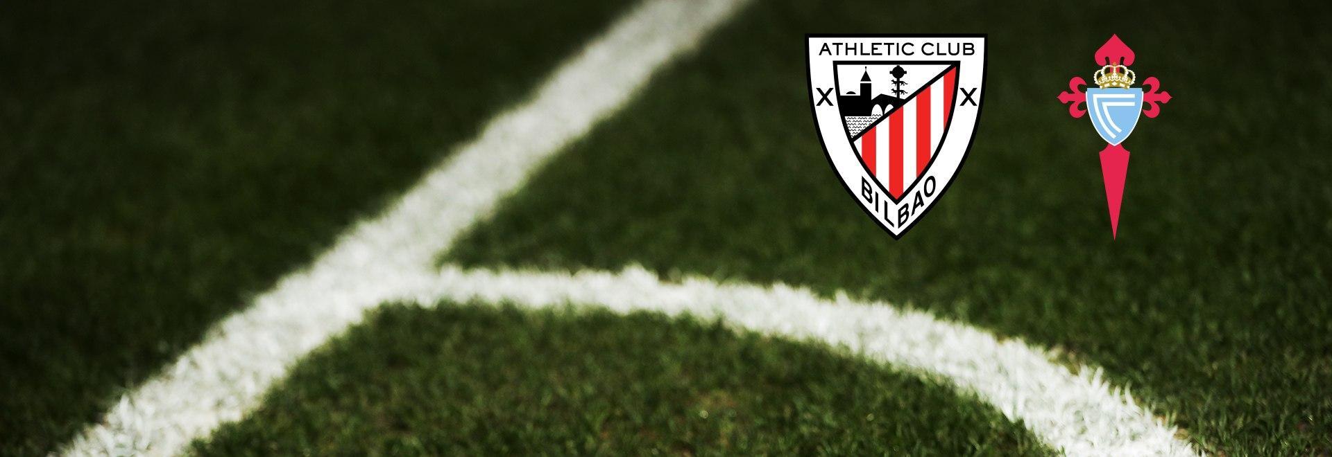 Athletic Club - Celta de Vigo. 12a g.