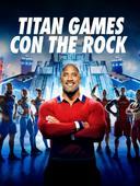 Titan Games con The Rock