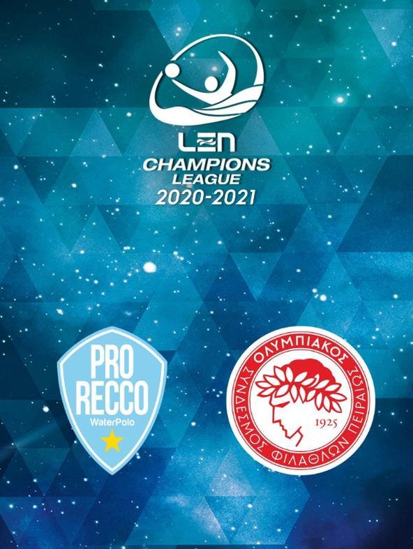 Pro Recco - Olympiacos