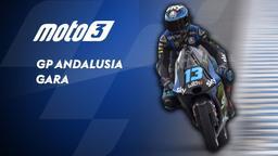 GP Andalusia. Gara