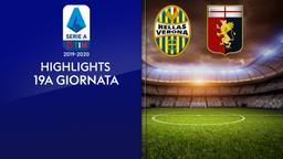 Verona - Genoa