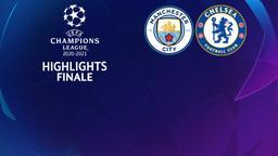 Manchester City - Chelsea. Finale